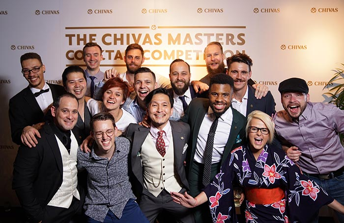Chivas Harnesses Community Spirit In Search For The 2018 Chivas Masters Global Champion : 8th January, 2018