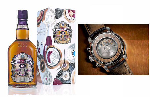 Introducing Chivas 12 'Made For Gentlemen' By Bremont: A Celebration Of Craftsmanship, Style And Generosity | 22nd Septmber, 2014