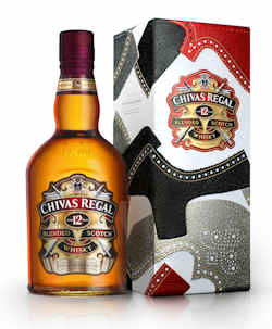 Chivas Regal Celebrates Heritage and Sartorial Style with New Limited Edition Collectible