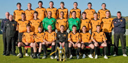 Chivas Brothers renews sponsorship of newly promoted Dumbarton Football Club