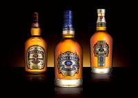 Chivas Regal 12 Year Old, 18 Year Old and 25 Year Old Whisky Brands