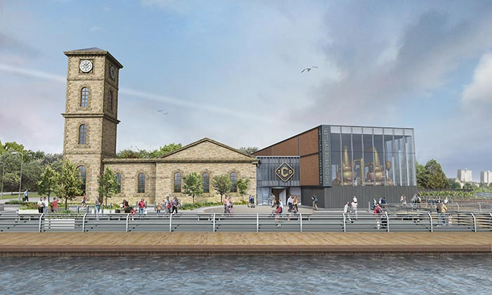 Glasgow Clydeside Distillery launches recruitment drive for quality whisky team: 2nd August, 2017