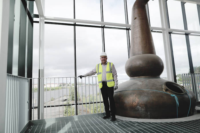 Distillery Manager joins The Clydeside Distillery team: 27th June, 2017