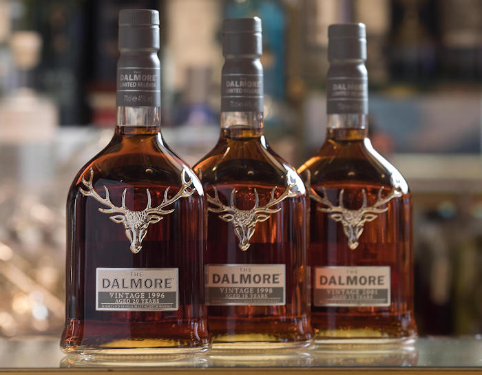 The Dalmore Launches New Expressions Exclusively Into Travel Retail :: 7th June, 2016