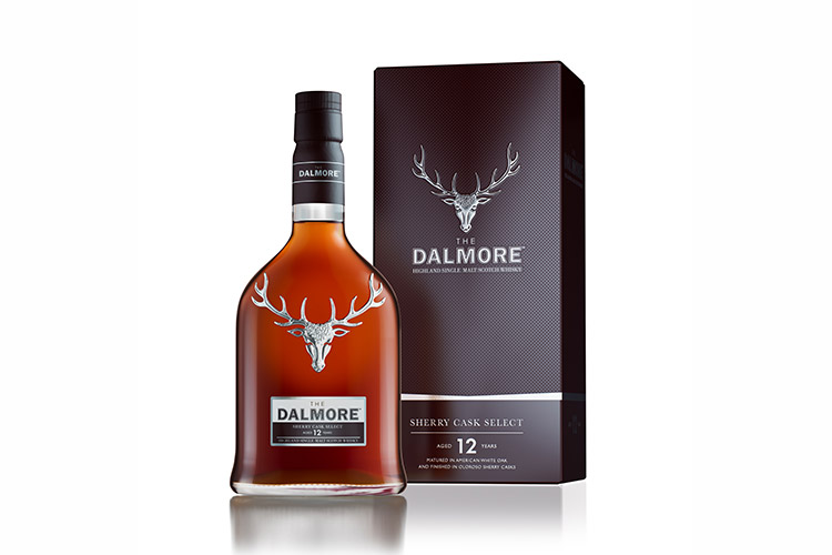 The Dalmore launches 12 Year Old Sherry Cask Select Single Malt: The latest addition to The Dalmore Principal Collection