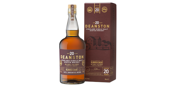 Deanston Launches Limited Edition Cask Strength 20 Year Old :: 2nd December, 2015