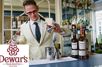 The Savoy's Tom Walker Reimagines Heritage Cocktails To Create The Dewar's 'True Scotch' Collection - 9th September, 2014