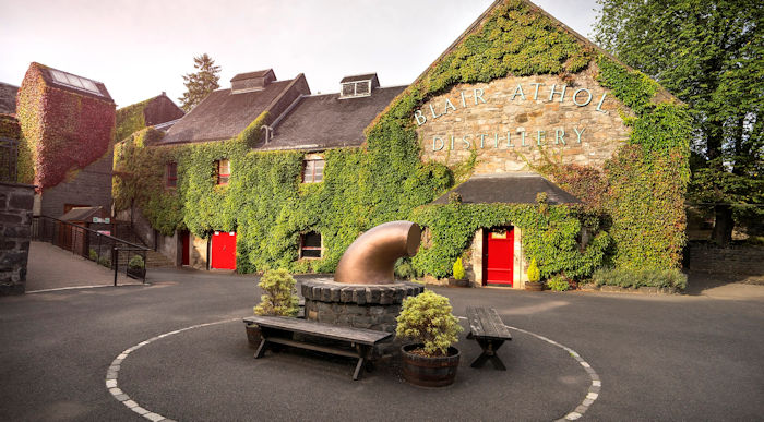 Blair Athol helps Diageo to have record visitors to their distilleries in 2018