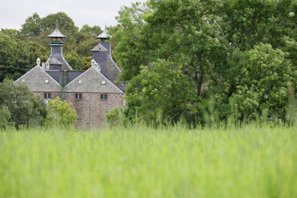 A photo of the Glen Glen Ord Distillery in Invernessshire