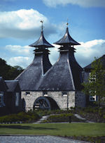 Strathisla Scotch Whisky Distillery