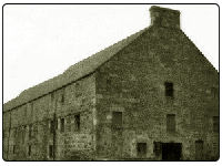 A photo of the closed down distillery of Ben Wyvis Scotch Whisky Distillery