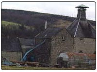 A photo of the Convalmore Scotch Whisky Distillery
