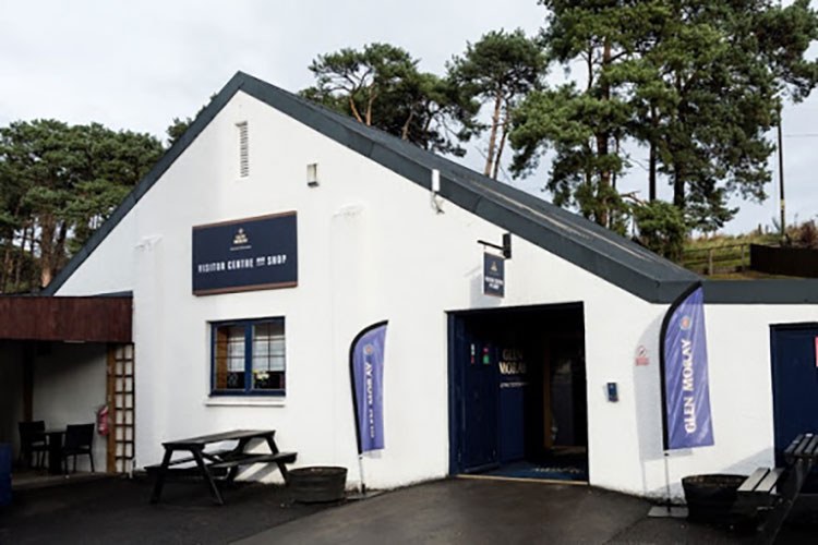 Glen Moray Whisky Distillery