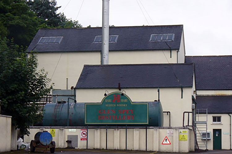 Glen Spey Whisky Distillery