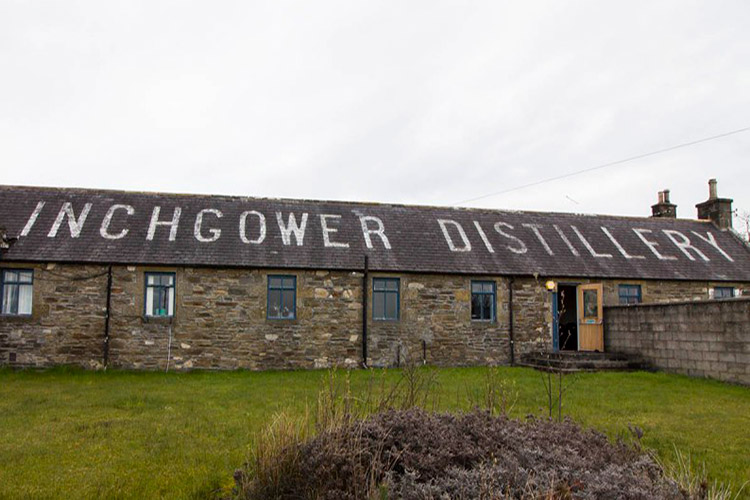 Inchgower Whisky Distillery