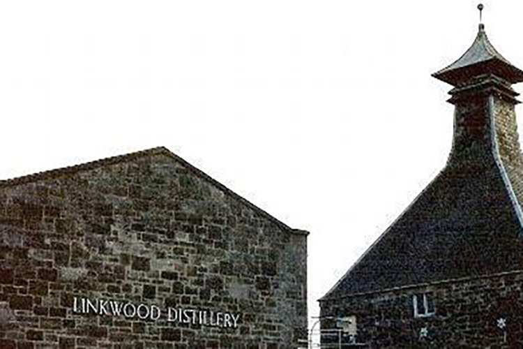 Linkwood Whisky Distillery