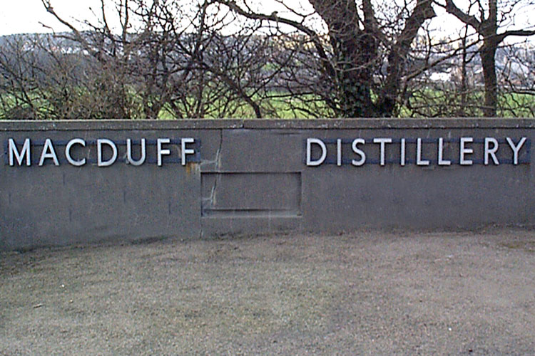 Macduff Whisky Distillery