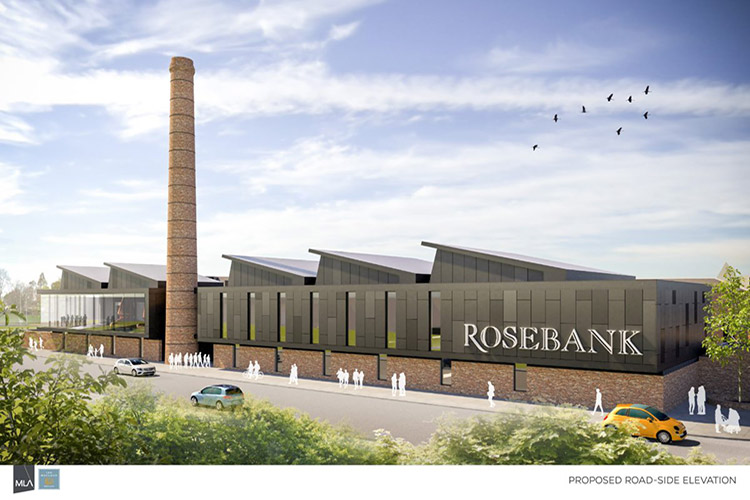 Rosebank Whisky Distillery