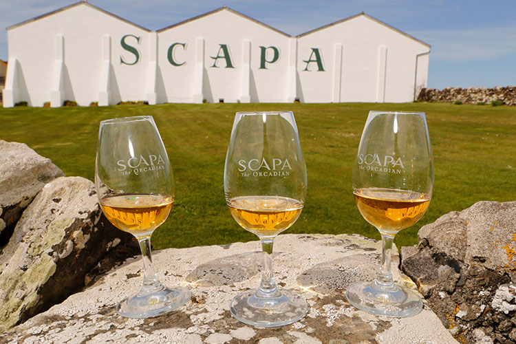 Scapa Whisky Distillery