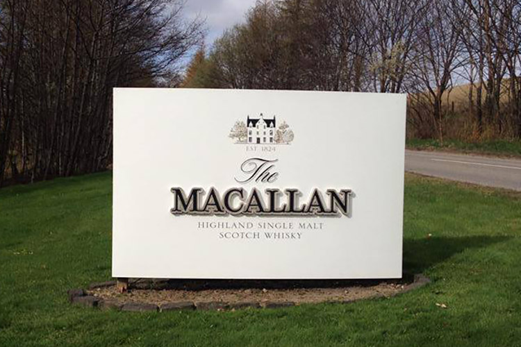 The Macallan Whisky Distilery