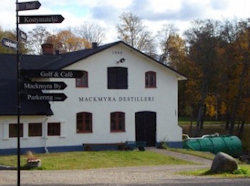Mackmyra Swedish Whisky Distillery