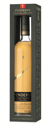 Penderyn Single Malt Whisky Grand Slam 2012 Edition