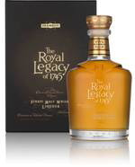 The Royal Legacy of 1745™, receiving a Gold Medal in the prestigious Drinks International Awards at TFWA Cannes.
