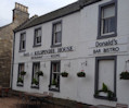 Whisky Review at Duck's at Kilspindie House,