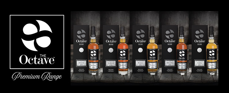 Duncan Taylor Scotch Whisky Eight 8 New Premium Octaves™ with Tasting Notes