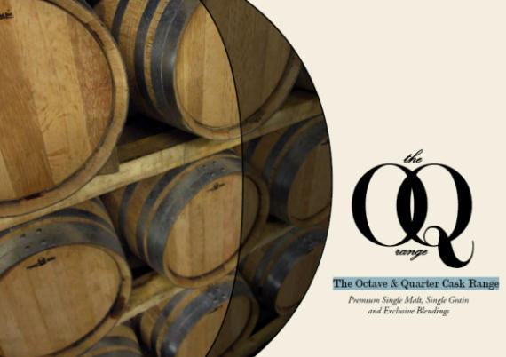 The Octave & Quarter Cask Range
