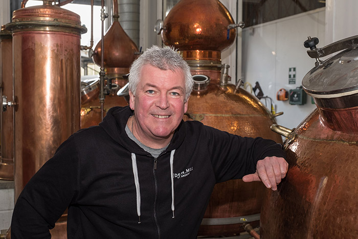 Eden Mill Unveil £3.1m New Distillery Plans for new Production facilities in St Andrews, Fife.