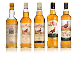 The Famous Grouse invests in new packaging
