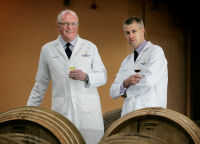 John Ramsay, Master Blender for The Edrington Group has announced that he will be retiring from his position on 31 July 2009. Following a two and half year handover, Gordon Motion, will take over as the company's new Master Blender.