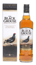 A UK photo of the Famous Grouse - Black Grouse bottle