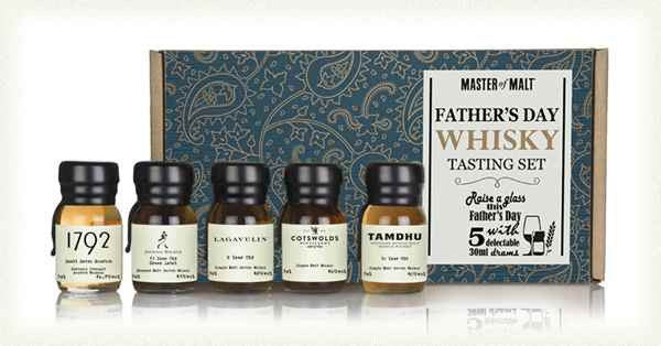 Whisky gift for Father's Day 2019