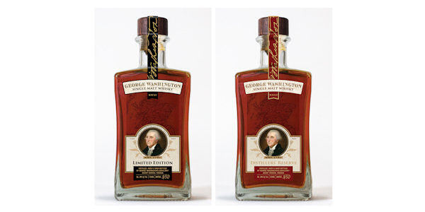 Mount Vernon Whisky Flavored With Tartan :: Scottish distillers return to George Washington's distillery