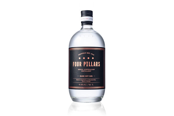 Crafted Upon Four Pillars :: The definitive Modern Australian Gin Debuts in the U.S