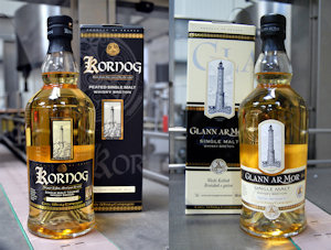 Glann ar Mor Distillery appoints importer for Singapore and Taiwan - 19th December, 2012