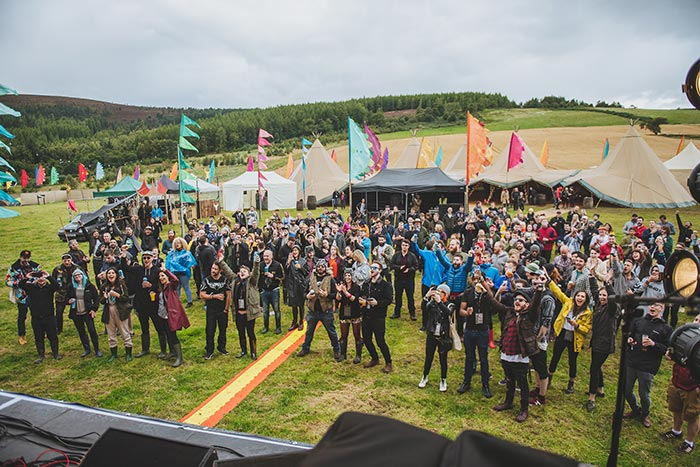 The Glenfiddich Festival Experiment Main Stage