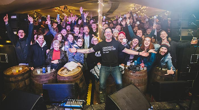 Thank you Scotland: Glenfiddich launches first ever festival for Scottish on-trade