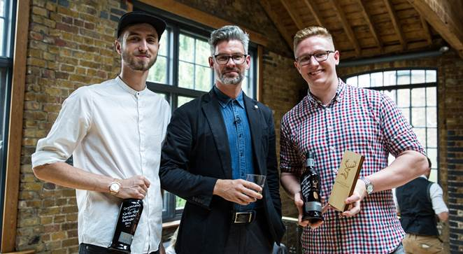 Glenfiddich Announces Uk Winner Of World's Most Experimental Bartender: 4th August, 2017