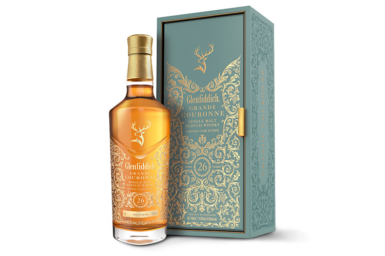 Glenfiddich Unveils Opulent New Addition To The Grand Series. A 26 Year Old expression finished in French Cognac casks.