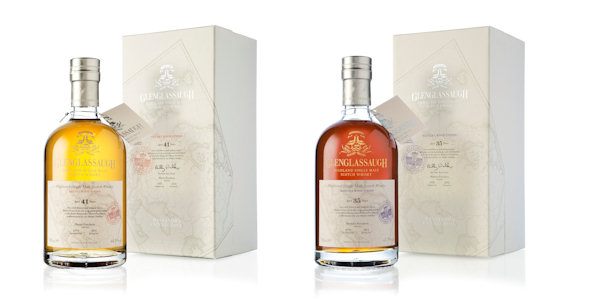 "Glenglassaugh Releases Two New Expressions In Its ""Massandra Connection"" Range"