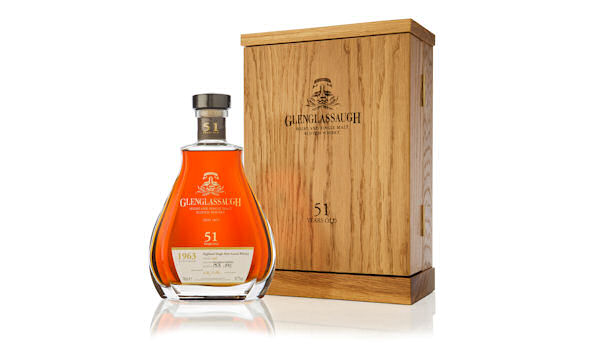 Glenglassaugh Releases Rare 51 Years Old Single Malt - 4th December, 2014