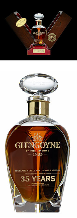 Glengoyne unveils exquisite 35yo decanter - 11th November, 2013