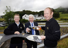 Glengoyne Boosts Green Credentials with Launch of Wetlands Area