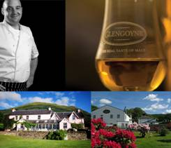 Whisky, Food and Mhor - Glengoyne Distillery