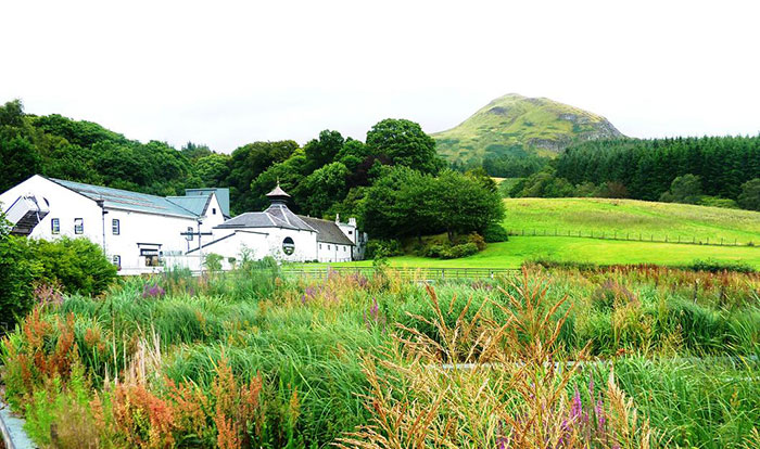 Glengoyne Distillery wins top award for environmental best practice