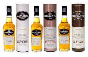 New - Glengoyne 20cl collection