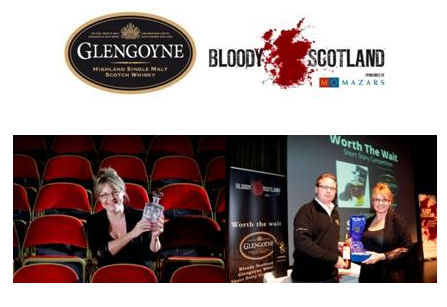 Bloody Scotland: Winner of Glengoyne Short Story Writing Competition Revealed